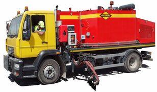 ny HYDROG Hydrog SA-3000 asfaltkoger