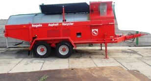 BAGELA BA 10000 (unused TOP condition zestaw asfaltrecycler