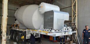 ny EXPOTRAILER 12 M3 betonblander