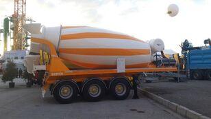 ny SEMIX betonblander
