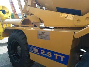 CARMIX 2.5 TT betonblander lastbil