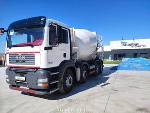MAN 2008 TGA 32.350 betonblander lastbil