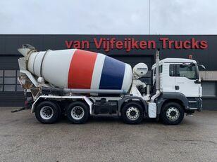 MAN TGS 32.360 8X4 - LIEBHERR CONCRETE MIXER 9 CUBIC betonblander lastbil