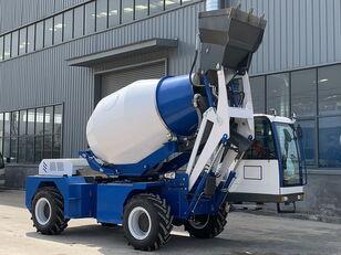 ny QINGDAO PROMISING CML350 betonblander lastbil