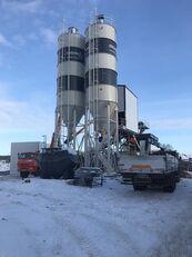 ny AZ-MACHINERY 160 M3/H betonfabrik
