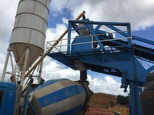 ny CONMACH MobKing-60 Concrete Mobile Batching Plant - 50 m3/h betonfabrik