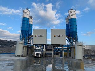 ny FABO POWERMIX-200 NOUVELLE SYSTEME D'INSTALLATION DE CENTRALE À BÉTON betonfabrik