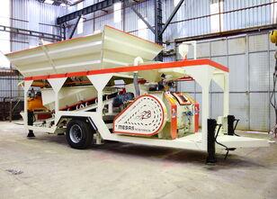 ny MESAS 35 m3/h MINI COMPACT Concrete Plant betonfabrik