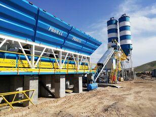 ny PROMAX Compact Concrete Batching Plant C100-TWN-LINE (100m3/h) betonfabrik