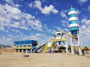 ny PROMAX Kompaktbetonmischanlage C100-TWN-LINE (100m3/h) betonfabrik