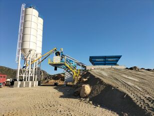 ny PROMAX Mobile Concrete Batching Plant PROMAX M60-SNG (60m3/h) betonfabrik