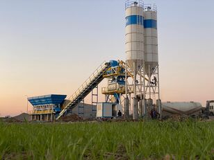 PROMAX Stationary Concrete Plant S130-TWN (130m3/h) betonfabrik
