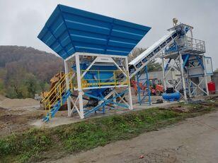 ny PROMAX КОМПАКТНЫЙ БЕТОННЫЙ ЗАВОД C60 SNG-PLUS (60 м³/ч)    betonfabrik