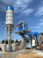 ny Plusmix 60m³/Hour MOBILE Concrete Plant - BETONNYY ZAVOD  betonfabrik