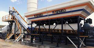 ny SEMIX  MOBILE CONCRETE BATCHING PLANTS 60m³/h betonfabrik