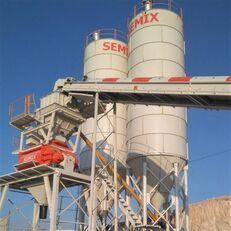 ny SEMIX Stationary 130 STATIONARY CONCRETE BATCHING PLANTS 130m³/h betonfabrik