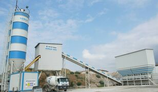 ny SEMIX  Stationary 160 STATIONARY CONCRETE BATCHING PLANTS 160m³/h betonfabrik
