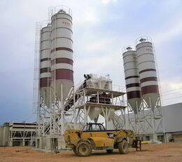ny SEMIX Stationary 200 STATIONARY CONCRETE BATCHING PLANTS 200m³/h betonfabrik