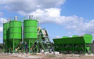 ny SUMAB HIGH CAPACITY! T-80 (Pan mixer: 3000/2000 litres) betonfabrik