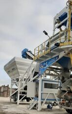 ny PROMAX Mobile Concrete Batching Plant PROMAX M120-TWN (120m/h) betonfabrik