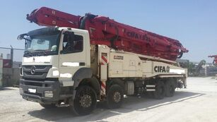 CIFA K52L XLRZ betonpumpe