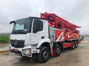 ny KCP 46m - AROCS 4143 8x4/4 - Mercedes-Benz - NUEVO - betonpumpe