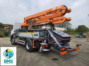 ny BMS BCP M22 ZX-4 på chassis MERCEDES-BENZ betonpumpe
