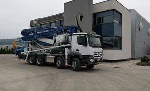 Cifa 28 på chassis MERCEDES-BENZ Arocs 3245 8x4 CIFA 28m+ 9m3 mixer-pump, euro 6, perfect conditi betonpumpe