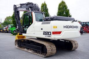 HIDROMEK  CRAWLER EXCAVATOR HIDROMEK HMK220LC-4 / 23t bæltegraver