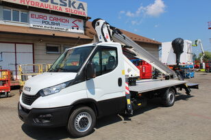 ny IVECO 35S14H Oil&Steel Scorpion 1812 lift