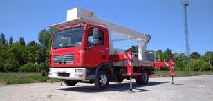 MAN Bison Palfinger TKA 30 KS - 30m, 7.5t lift