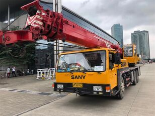 SANY Sany STC250C used Chinese truck crane on sale  mobilkran