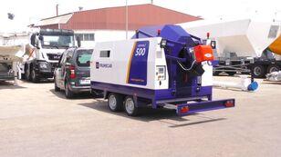 ny FRUMECAR Asphalt Recycler 500 recycler