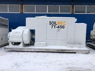 SOILMEC 7T-450 stationær betonpumpe