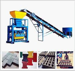 ny ITK CHINA 10000 udstyr til fremstilling af betonblokke