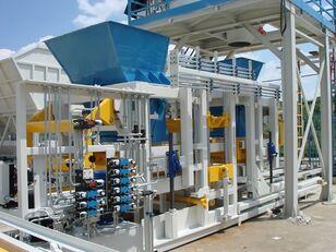 ny SUMAB OFFER! R-1000 (2000 blocks/hour) Stationary block machine udstyr til fremstilling af betonblokke