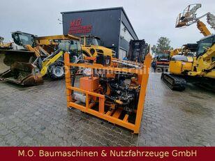 HOFMANN Hagg / Mackierungsmaschine vejmarkeringsmaskine