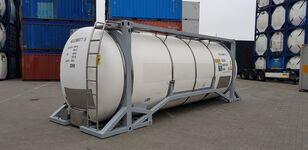 KLAESER Танк-контейнер 20 футовый 26 м. куб. 20 fods tankcontainer