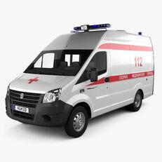 ny GAZ B TYPE GAZelle NEXT AMBULANCE WİTH FULL EQUİPMENT ambulance