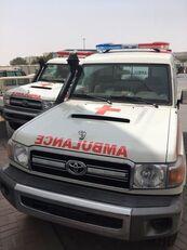 ny TOYOTA Land Cruiser petrol Hardtop ambulance