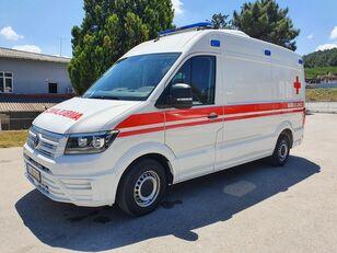 ny VOLKSWAGEN CRAFTER AMBULANCE ambulance