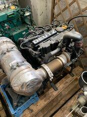 ny DEUTZ TD 2.0 L4 motor til minigraver